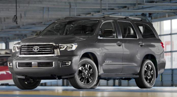 Большой внедорожник Toyota Sequoia восхитил эксперта