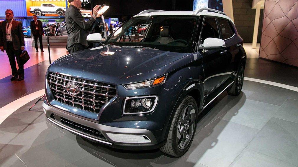 «Модный бюджетник»: ТОП-5 причин дождаться выхода Hyundai Venue в России озвучили эксперты